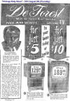 1951 Aug 9th CHICAGO DAILY NEWS - DeForest1  (316K bytes)
